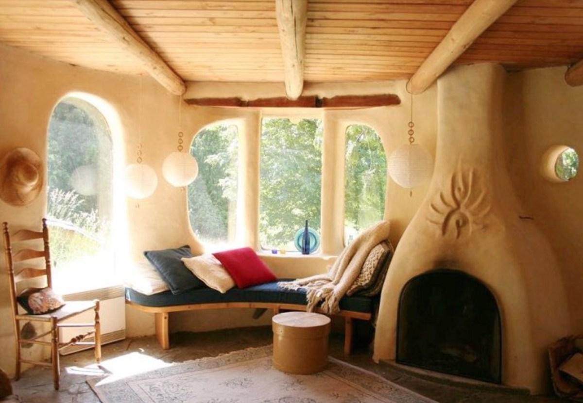 Zemljane kuće su ekološke i jeftine možete sazidati 35 kvadrata za 500$