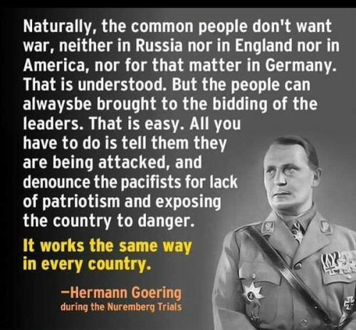 Херманн Гоеринг абоут демоцрацy.