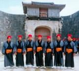 Peichin - court officials.