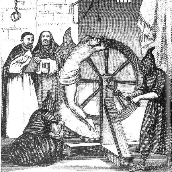 инqуиситион тортуре wхеел