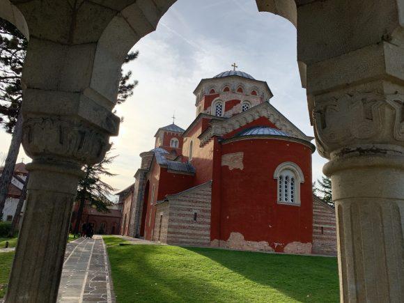 Манастир Жича слике 13