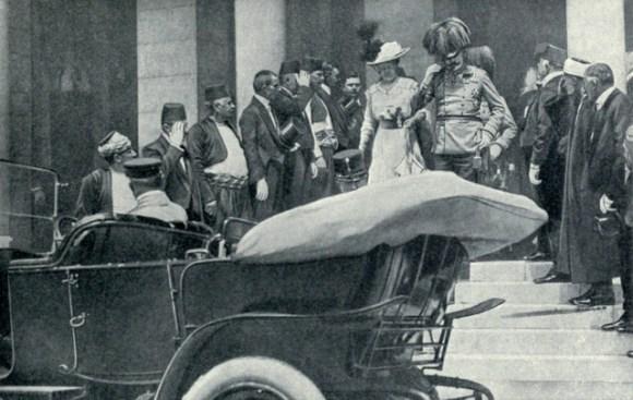 енглези умешани у убиство Франца Фердинанда