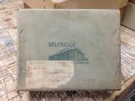 A lovely old Selfridges box