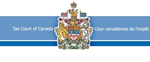 Tax Court of Canada TCC Milot Law Tax Appeal