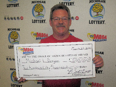Lottery player running errand when he discovers $250,000 win