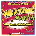 Michigan Lottery Wild Time Mania IG#469