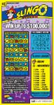 Michigan Lottery Instant Game # 653 Slingo