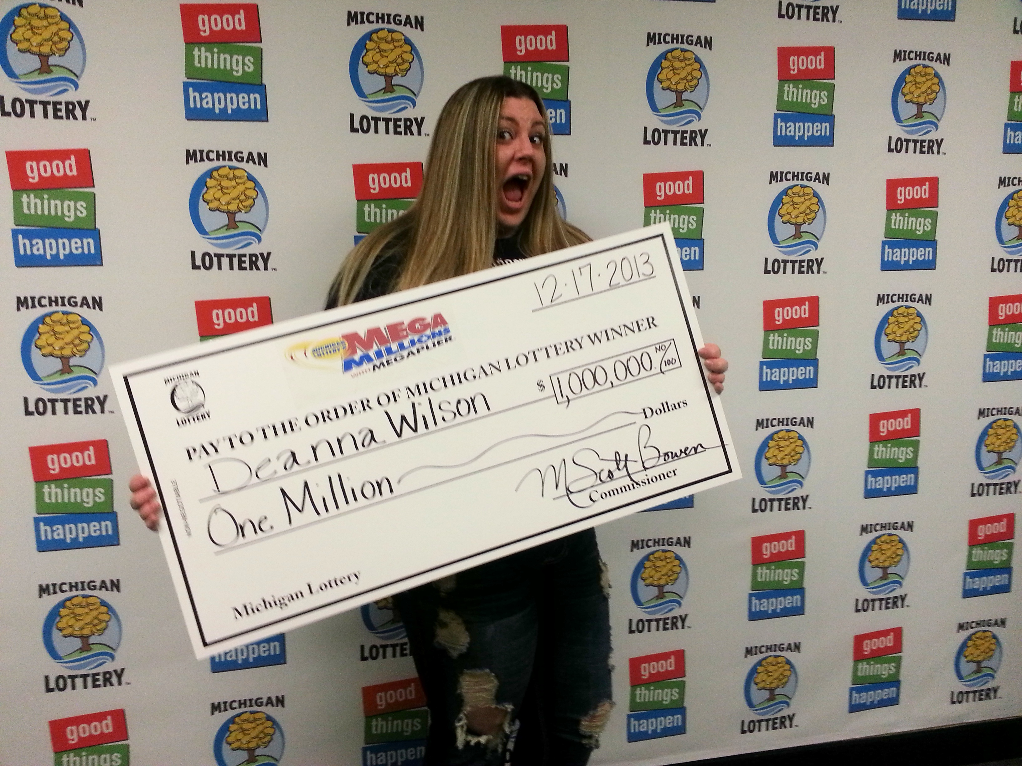 Friday The 13th Creates Two New Millionaires Michigan Lottery Connect