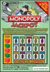Michigan Lottery Monopoly Jackpot IG676