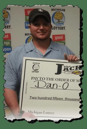 Club Keno The Jack Winner Dan-O