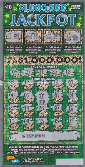 06.07.16 $1,000,000 IG # 723 $1,000,000 Jackpot Dawn Cooley Kent County