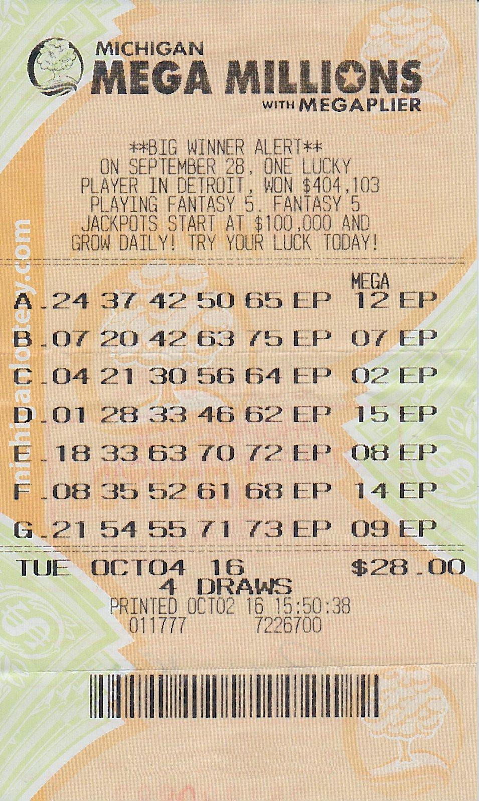 Wayne County Lottery Club Wins $1 Million Mega Millions