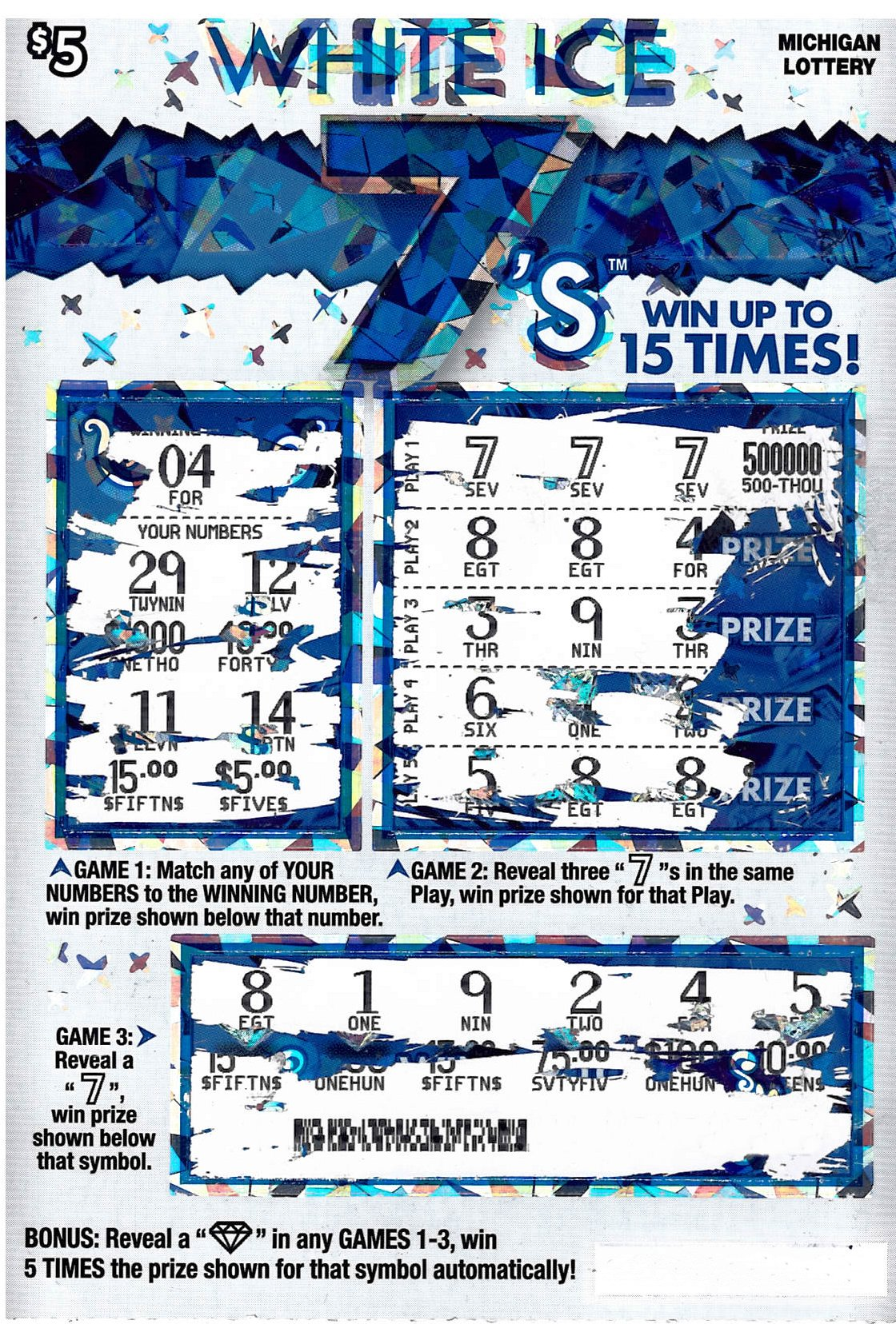 Michigan Lottery Connect | Page 47