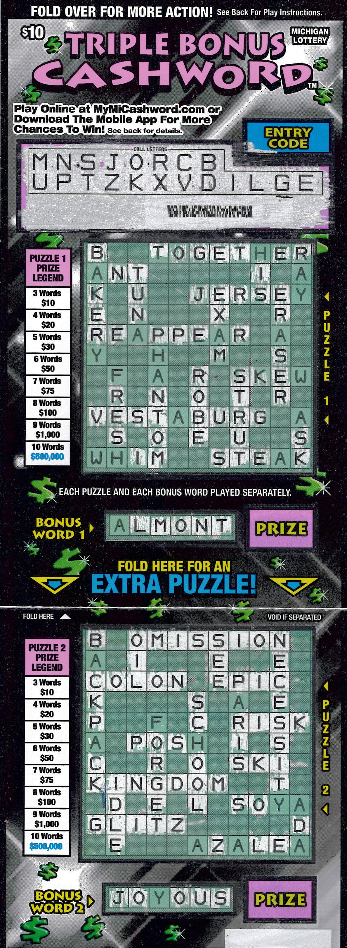 Michigan Lottery Connect | Page 13