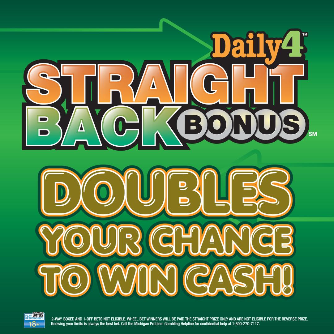 michigan lottery 1 off betting