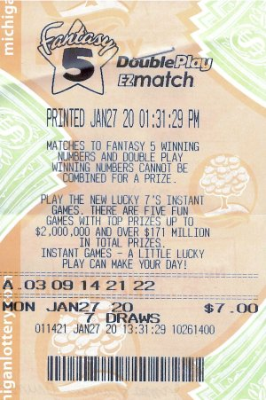Winning Ticket