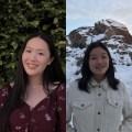 Celine Nghiem and Rachel Wu