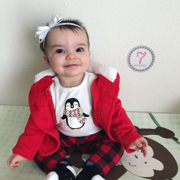 7-month Maisie