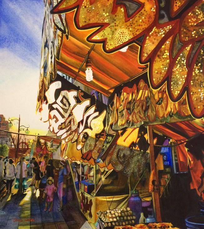 Waller, Carrie Japanese Festival