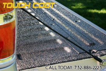 After Tough Coat on Ford F150 XLT