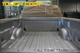 Before Tough Coat on Ford F150 XLT