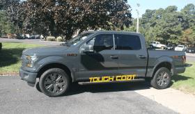 Ford F150 Tough Coat Bed Liner