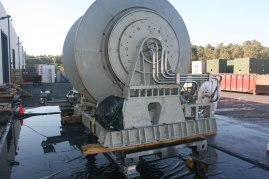 OK-410 Winch System Undersea Warfare - Before