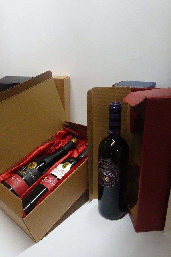 Kinkepakend (2 pudelile)