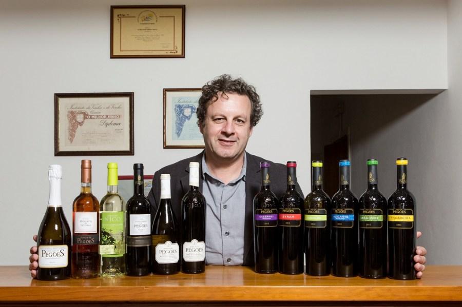 Syrah kuningas Jaime Quendera ja tema veinid-MilVinhos