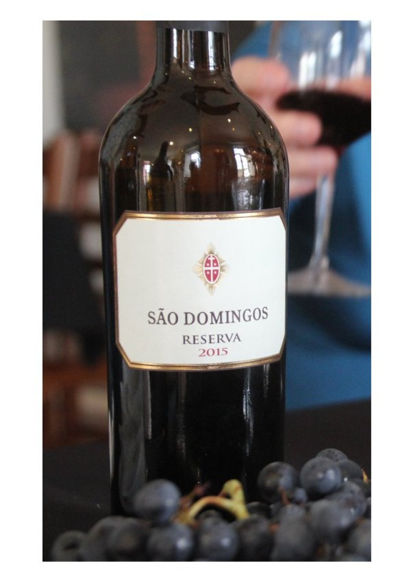 Sao Domingos Reserva Tinto punane vein