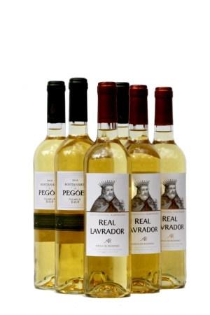 Korvitäis suvideid valgeid veine