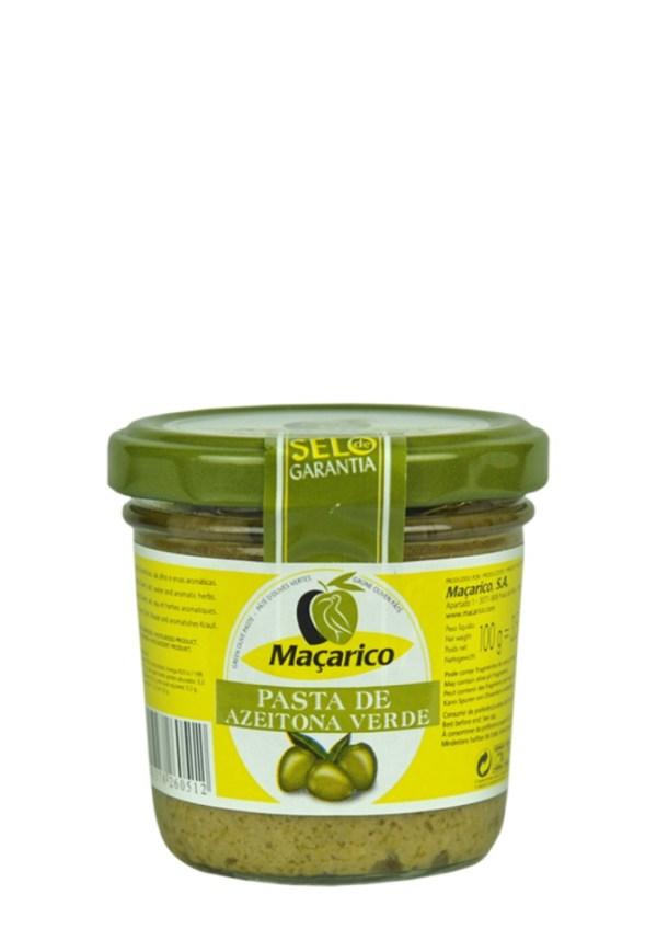 roheline oliivipasta