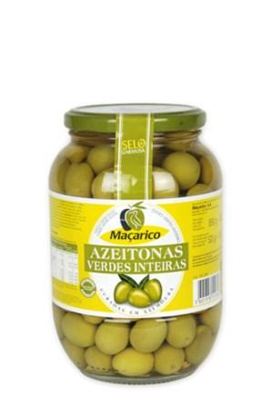rohelised oliivid