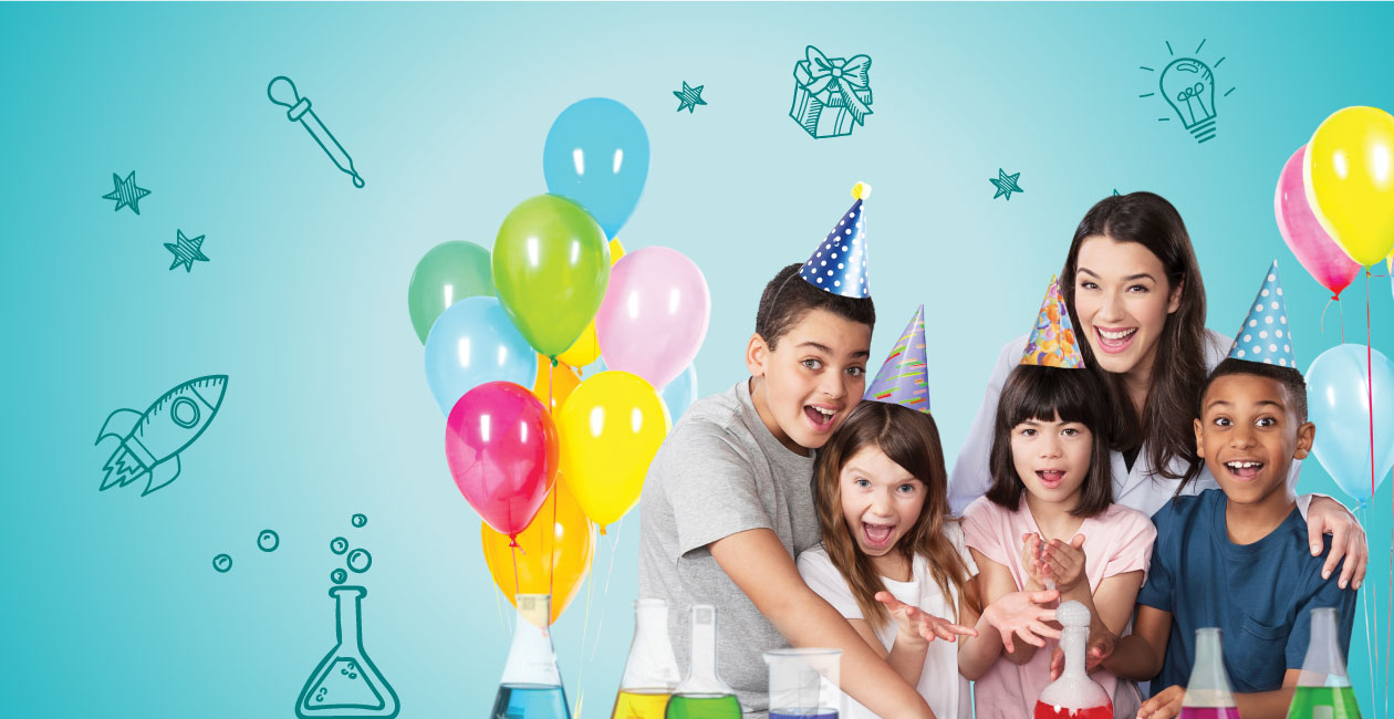 Birthday Parties Kids Science Parties Mad Science