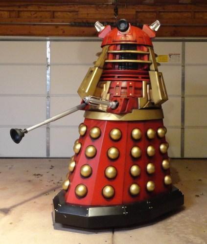 Frank's Dalek
