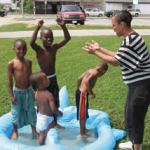 Neighborhood outdoor youth program offers summer relief for parents