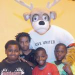 PHOTO OF THE WEEK – Milwaukee Bucks mascot Bango attends health fair