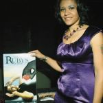 Author Jodine L. Basterash officially released her book, 'Your Ruby's Worth' on domestic violence
