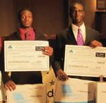 CYD presents scholarships to four honorable students, Hupy & Abraham, S.C. donate $5,000
