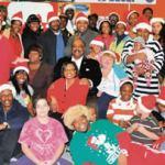 'Toys for the Children that Santa Forgot, but God Remembered' event
