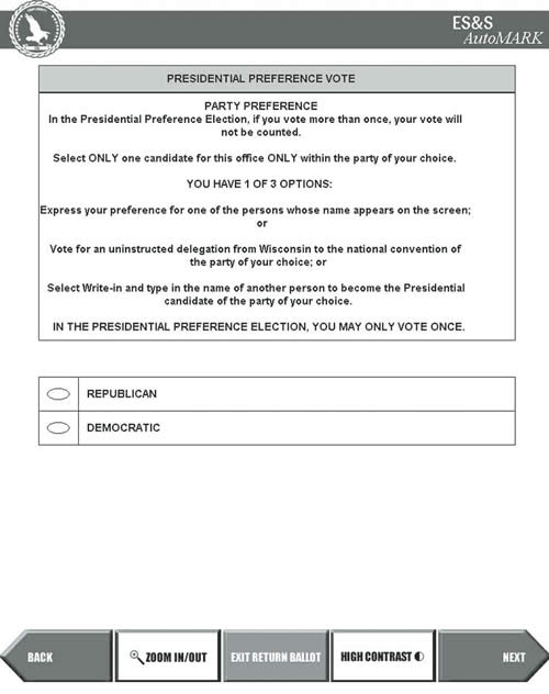 third image of Notice Of Spring Election And Sample Ballots April 1 2014 with Notice of Spring Election and Sample Ballots