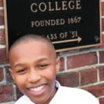15 year-old a prideful junior scholar at Morehouse