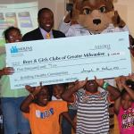 Molina donation helps Boys & Girls Clubs to purchase health programs
