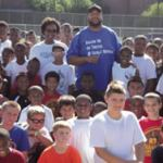 Gilbert Brown Foundation and AT&T Wisconsin Pioneers team up to offer 7th Annual All-Pro Football Camp