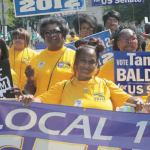 The Labor Day Parade & Laborfest were held on Monday, Sept. 3