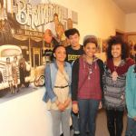 Milwaukee High School of The Arts students exhibit Bronzville photo and mural collages