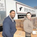 Feed the Children event provided food to 800 families