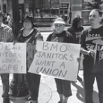 Hundreds rally to urge BMO Harris to support good jobs