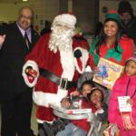 """CYD holds """"Toys for Children that Santa Forgot, but God Remembered"""" event"""