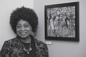 Della Wells is the guest artist at this weekend art exhibition and birthday celebration for Evelyn Patricia Terry at her Terry McCormick Gallery of Contemporary Fine and Folk Art. Located at 2522 North 18th Street, Milwaukee, WI, the Gallery Night/Day event takes place on Gallery Day, Saturday June 18th from 1:00 pm - 5:00 pm and continues on Sunday, June 19th from 1:00 - 5:00 pm. It is free and open to the public. Contact Evelyn Patricia Terry at terryevelyn@hotmail.com or 414.264.6766 for additional information.